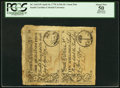 Colonial Notes:South Carolina, South Carolina April 10, 1778 3s 9d-10s Uncut Pair PCGS ApparentAbout New 50.. ...