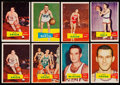 Basketball Cards:Lots, 1957 Topps Basketball Collection (20).  Includes: ...