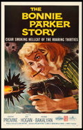 "The Bonnie Parker Story (American International, 1958). One Sheet (27"" X 41""). Crime"