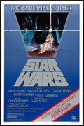 "Movie Posters:Science Fiction, Star Wars (20th Century Fox, R-1982). One Sheet (27"" X 41"").Science Fiction.. ..."