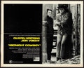 "Movie Posters:Academy Award Winners, Midnight Cowboy (United Artists, 1969). Trimmed Half Sheet (22"" X 28"") X-Rated Version. Academy Award Winners.. ..."