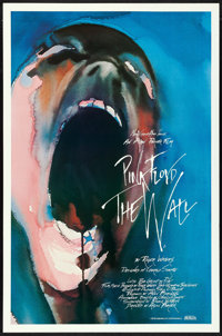 """Pink Floyd: The Wall (MGM, 1982). One Sheet (27"""" X 41""""). Rock and Roll"""