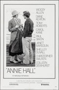 "Movie Posters:Comedy, Annie Hall & Other Lot (United Artists, 1977). Identical One Sheets (5) (27"" X 41"") & Photo (8"" X 10""). Comedy.. ... (Total: 6 Items)"