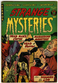 Golden Age (1938-1955):Horror, Strange Mysteries #6 (Superior, 1952) Condition: VG....
