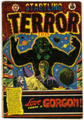 Golden Age (1938-1955):Horror, Startling Terror Tales #13 (Star Publications, 1952) Condition:GD+....
