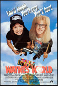 "Movie Posters:Comedy, Wayne's World (Paramount, 1992). One Sheet (27"" X 40"") SS. Comedy.. ..."