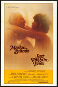 """Movie Posters:Drama, Last Tango in Paris (United Artists, 1972). Flat Folded Identical One Sheets (5) (27"""" X 41""""). Drama.. ... (Total: 5 Items)"""