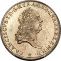 German States:Augsburg, German States: Augsburg. Free City 1/2 Taler 1760-T MS63 PCGS,...