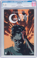 Modern Age (1980-Present):Horror, Outcast #1 (Image/Skybound, 2014) CGC NM/MT 9.8 White pages....