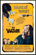"""Movie Posters:Horror, The Vulture (Paramount, 1966). Folded, Overall: Very Fine. OneSheet (27"""" X 41"""") & Belgian (14"""" X 21.25""""). Horror."""