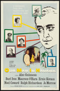 """Movie Posters:Comedy, Our Man in Havana (Columbia, 1960). One Sheet (27"""" X 41""""). Comedy.. ..."""