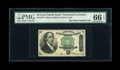 Fractional Currency:Fourth Issue, Fr. 1379 50c Fourth Issue Dexter PMG Gem Uncirculated 66 EPQ....