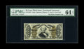 Fractional Currency:Third Issue, Fr. 1332 50c Third Issue Spinner PMG Choice Uncirculated 64 EPQ....