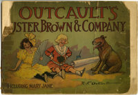 Buster Brown and Company (Frederick A. Stokes, 1906) Condition: FR
