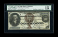 Large Size:Silver Certificates, Fr. 286 $10 1880 Silver Certificate PMG Choice Fine 15....