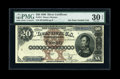 Large Size:Silver Certificates, Fr. 311 $20 1880 Silver Certificate PMG Very Fine 30 EPQ....