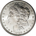 Morgan Dollars, 1900-O/CC $1 MS65 PCGS....