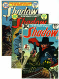 Bronze Age (1970-1979):Miscellaneous, The Shadow #1-4 and 11 Group (DC, 1973-75) Condition: AverageVF+.... (Total: 7 Comic Books)