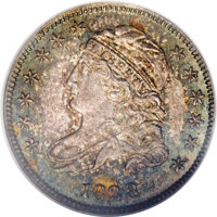 1828 10C Small Date MS63 NGC....(PCGS# 4510)