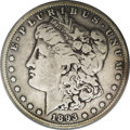 Morgan Dollars, 1893-S $1 Fine 12 ICG....