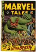 Golden Age (1938-1955):Horror, Marvel Tales #95 (Atlas, 1950) Condition: VG-....