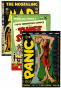 Magazines:Miscellaneous, Miscellaneous Comics Group (Various, 1951-60) Condition: AverageGD+.... (Total: 5 Comic Books)
