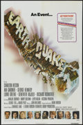 "Movie Posters:Action, Earthquake (Universal, 1974). One Sheet (27"" X 41""). Action. ..."