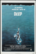 "Movie Posters:Adventure, The Deep (Columbia, 1977). One Sheet (27"" X 41""). Adventure. ..."