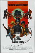 "Movie Posters:Blaxploitation, The Black Gestapo (Bryanston, 1975). One Sheet (27"" X 41"").Blaxploitation. ..."