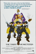 "Movie Posters:Adventure, The Three Musketeers (20th Century Fox, 1974). One Sheet (27"" X41""). Adventure. ..."
