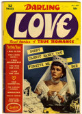 Golden Age (1938-1955):Romance, Darling Love #1 (MLJ, 1948) Condition: FN....