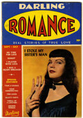 Golden Age (1938-1955):Romance, Darling Romance #1 (MLJ, 1949) Condition: FN....