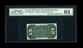 Fractional Currency:Third Issue, Fr. 1272SP 15c Third Issue Narrow Margin Back PMG Choice Uncirculated 64....