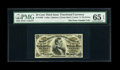 Fractional Currency:Third Issue, Fr. 1295 25c Third Issue PMG Gem Uncirculated 65 EPQ....