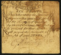 Colonial Notes:Massachusetts, Massachusetts October 16, 1778 6d Fine.. ...