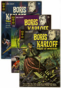 Silver Age (1956-1969):Horror, Boris Karloff Tales of Mystery File Copy Group (Gold Key, 1963-67) Condition: VF/NM.... (Total: 4 Comic Books)