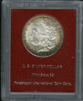 Additional Certified Coins, 1884-CC $1 Morgan Dollar MS65 Paramount (MS64)....