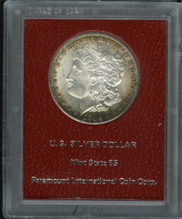 1884-CC $1 Morgan Dollar MS65 Paramount (MS64)....(PCGS# 7152)