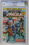 Bronze Age (1970-1979):Horror, Tomb of Dracula #53 (Marvel, 1977) CGC NM+ 9.6 Off-white to whitepages....