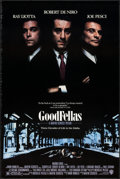 "Movie Posters:Crime, Goodfellas (Warner Brothers, 1990). One Sheet (27"" X 40.25"") DS. Crime.. ..."