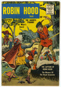 Silver Age (1956-1969):Adventure, Robin Hood Tales #5 (Quality, 1956) Condition: VG+....