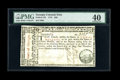Colonial Notes:Georgia, Georgia May 4,1778 $30 PMG Extremely Fine 40....
