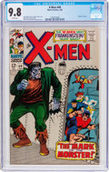 Silver Age (1956-1969):Superhero, X-Men #40 (Marvel, 1968) CGC NM/MT 9.8 White pages....