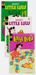 Bronze Age (1970-1979):Cartoon Character, Marge's Little Lulu Whitman Variant Group of 46 (Whitman, 1972-84)Condition: Average GD/VG.... (Total: 46 Comic Books)