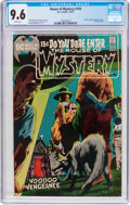Bronze Age (1970-1979):Horror, House of Mystery #193 (DC, 1971) CGC NM+ 9.6 White pages....