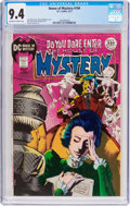 Bronze Age (1970-1979):Horror, House of Mystery #194 (DC, 1971) CGC NM 9.4 Off-white to whitepages....