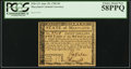 Colonial Notes:Maryland, Maryland June 28, 1780 $8 PCGS Choice About New 58PPQ.. ...