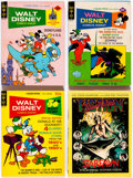 Modern Age (1980-Present):Miscellaneous, Comic Books - Assorted Graphic Novels and Big Little Books Group of 9 (Various Publishers, 1940s-80s) Condition: Average VG.... (Total: 9 Items)