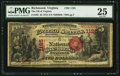 National Bank Notes:Virginia, Richmond, VA - $5 1875 Fr. 405 NB of Virginia Ch. # 1125. ...