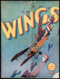"Movie Posters:Academy Award Winners, Wings (Paramount, 1927). Program (20 Pages, 9"" X 10""). AcademyAward Winners.. ..."